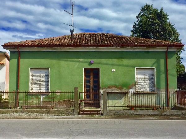 Casa indipendente in vendita a Cesenatico, Borella, 95 mq