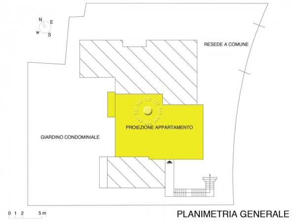 Appartamento in vendita a Firenze, Con giardino, 152 mq - Foto 4