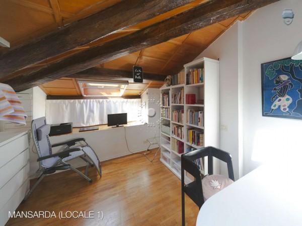 Appartamento in vendita a Firenze, Con giardino, 152 mq - Foto 12