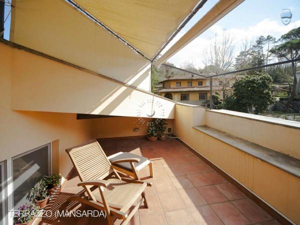 Appartamento in vendita a Firenze, Con giardino, 152 mq - Foto 17