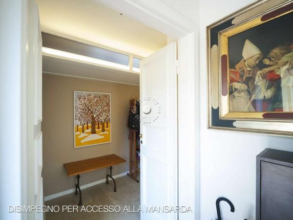 Appartamento in vendita a Firenze, Con giardino, 152 mq - Foto 20