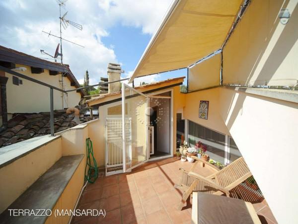 Appartamento in vendita a Firenze, Con giardino, 152 mq - Foto 18