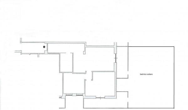 Appartamento in vendita a Roma, Casal Del Marmo, 75 mq - Foto 2