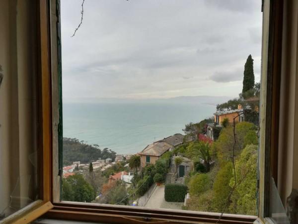 Appartamento in vendita a Camogli, Con giardino, 60 mq