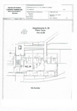 Appartamento in vendita a Zoagli, Centro Città, 72 mq - Foto 2
