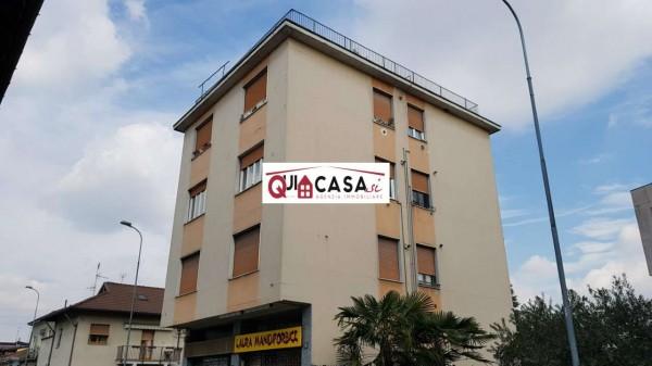 Appartamento in vendita a Bovisio-Masciago, Bovisio, 65 mq