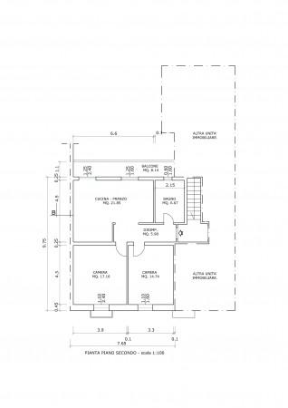 Appartamento in vendita a Oristano, Semi-centrale, 88 mq - Foto 2
