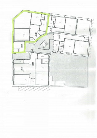 Appartamento in vendita a Milano, Con giardino, 85 mq - Foto 2