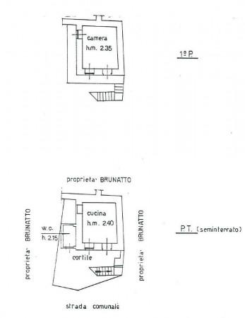 Casa indipendente in vendita a Rubiana, Montana, Con giardino, 60 mq - Foto 3