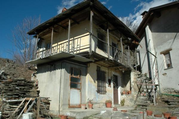 Rustico/Casale in vendita a Rubiana, Montana, Con giardino, 60 mq