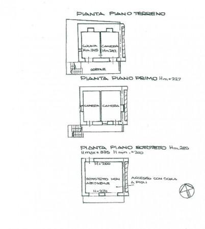 Casa indipendente in vendita a Rubiana, Montana, Con giardino, 110 mq - Foto 3