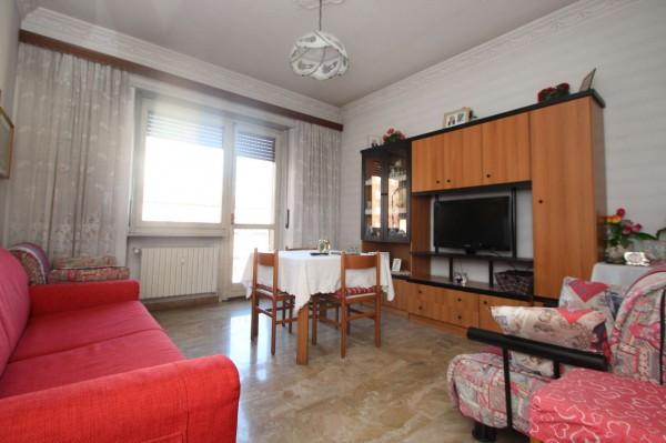 Appartamento in vendita a Torino, Rebaudengo, 75 mq