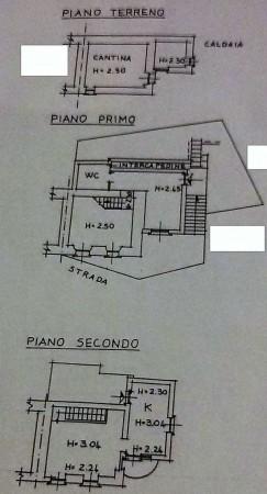 Villetta a schiera in vendita a Sori, Tersori, 80 mq - Foto 2