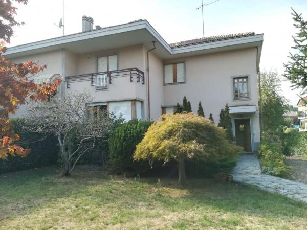 Villa in vendita a Borgo San Dalmazzo, Centrale, Con giardino, 220 mq