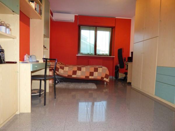 Appartamento in vendita a Borgaro Torinese, Perla, Con giardino, 100 mq - Foto 16