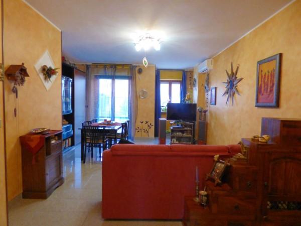 Appartamento in vendita a Borgaro Torinese, Perla, Con giardino, 100 mq - Foto 31