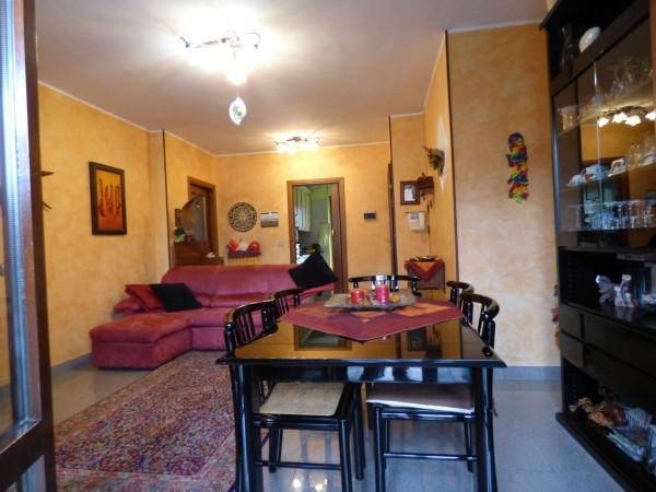 Appartamento in vendita a Borgaro Torinese, Perla, Con giardino, 100 mq - Foto 26
