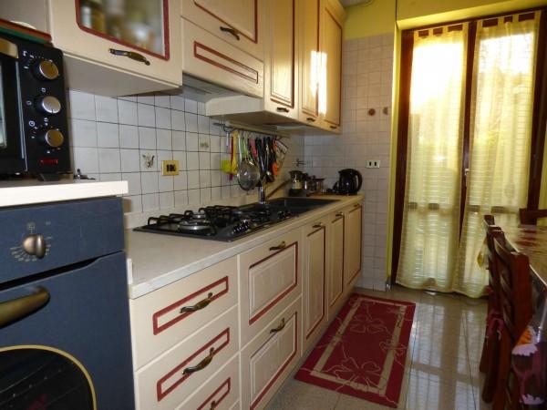 Appartamento in vendita a Borgaro Torinese, Perla, Con giardino, 100 mq - Foto 22