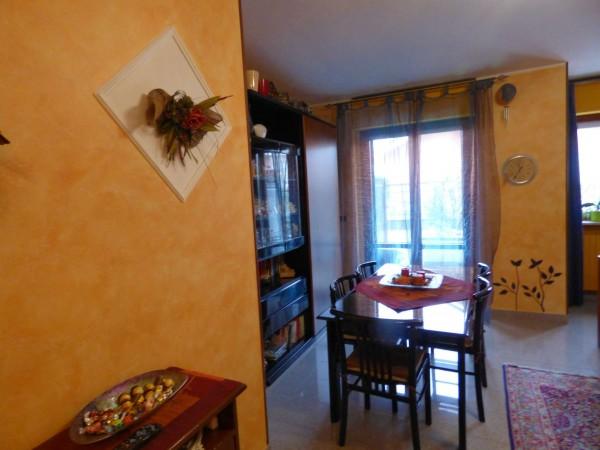 Appartamento in vendita a Borgaro Torinese, Perla, Con giardino, 100 mq - Foto 28