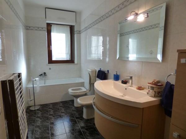 Appartamento in vendita a Borgaro Torinese, Perla, Con giardino, 100 mq - Foto 21