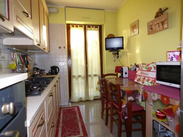 Appartamento in vendita a Borgaro Torinese, Perla, Con giardino, 100 mq - Foto 24