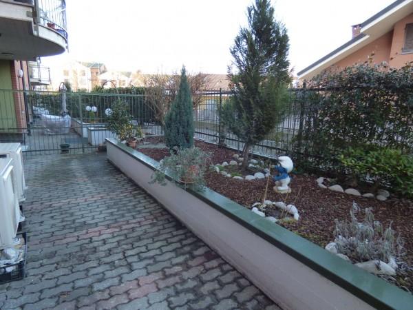 Appartamento in vendita a Borgaro Torinese, Perla, Con giardino, 100 mq - Foto 7