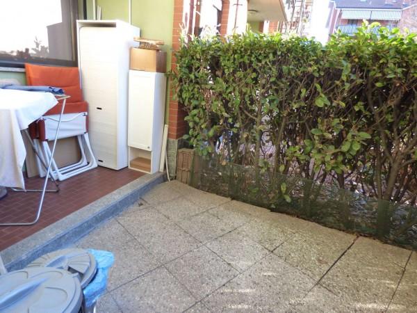 Appartamento in vendita a Borgaro Torinese, Perla, Con giardino, 100 mq - Foto 9
