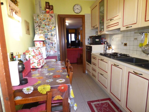 Appartamento in vendita a Borgaro Torinese, Perla, Con giardino, 100 mq - Foto 23