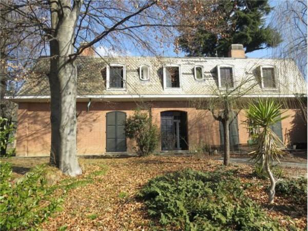 Rustico/Casale in vendita a Pino Torinese, Città Metropolitana, Con giardino, 630 mq