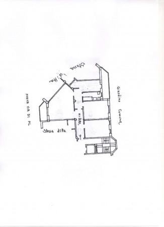 Appartamento in vendita a Milano, Bisceglie, Con giardino, 100 mq - Foto 1