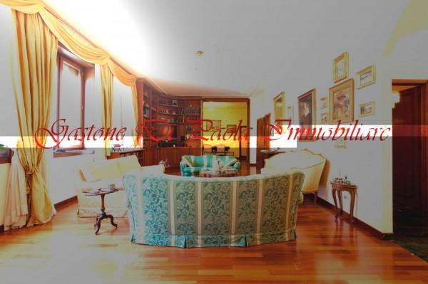 Appartamento in vendita a Milano, Centro Storico, Con giardino, 280 mq