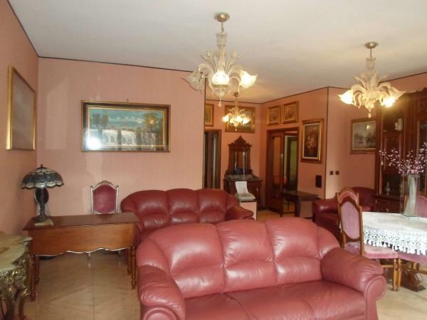 Appartamento in vendita a Torino, Lingotto, Con giardino, 125 mq