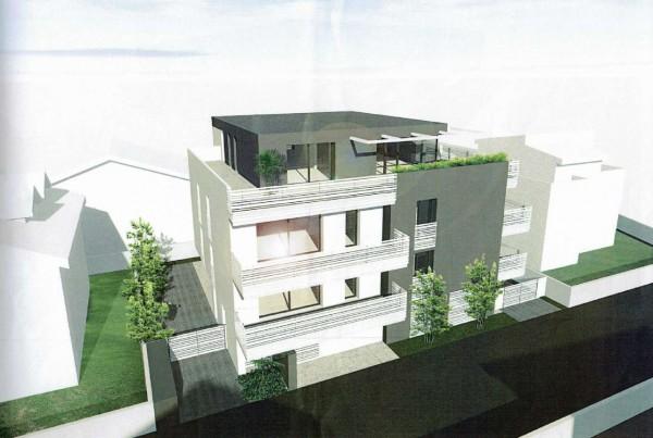 Appartamento in vendita a Padova, Con giardino, 115 mq