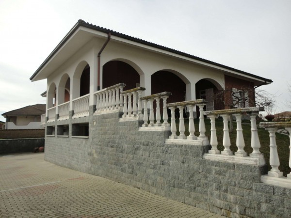 Casa indipendente in vendita a Frugarolo, Con giardino, 130 mq - Foto 1
