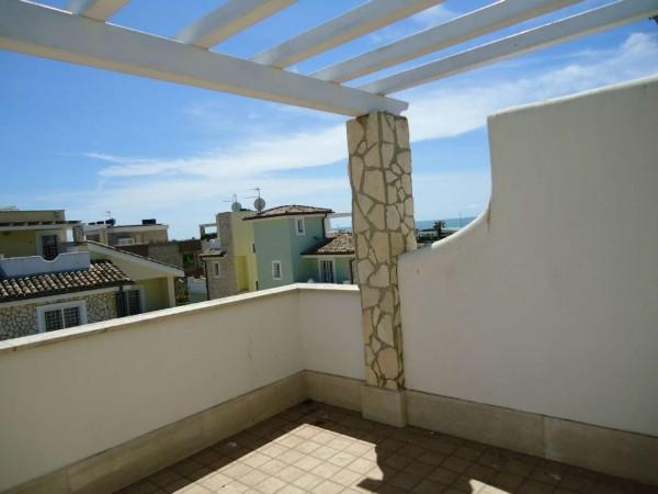 Villa in affitto a Fiumicino, Con giardino, 150 mq - Foto 12