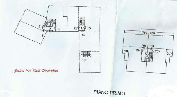 Appartamento in vendita a Mezzago, Centro Storico, 84 mq - Foto 12
