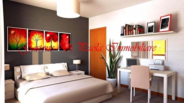 Appartamento in vendita a Mezzago, Centro Storico, 84 mq - Foto 21