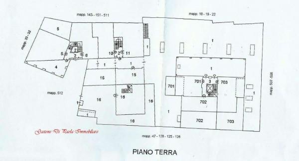 Appartamento in vendita a Mezzago, Centro Storico, 84 mq - Foto 9