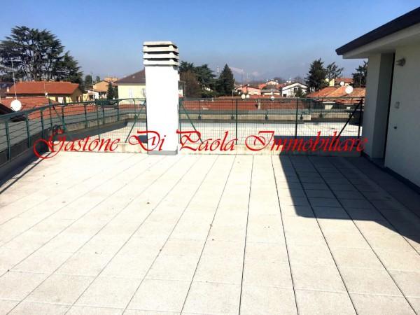 Appartamento in vendita a Mezzago, Centro Storico, 84 mq