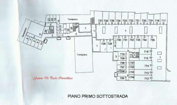 Appartamento in vendita a Mezzago, Centro Storico, 84 mq - Foto 10