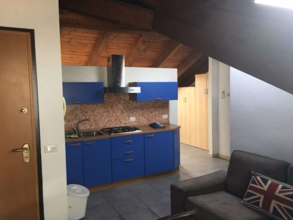 Appartamento in vendita a Alessandria, Orti, Arredato, 60 mq
