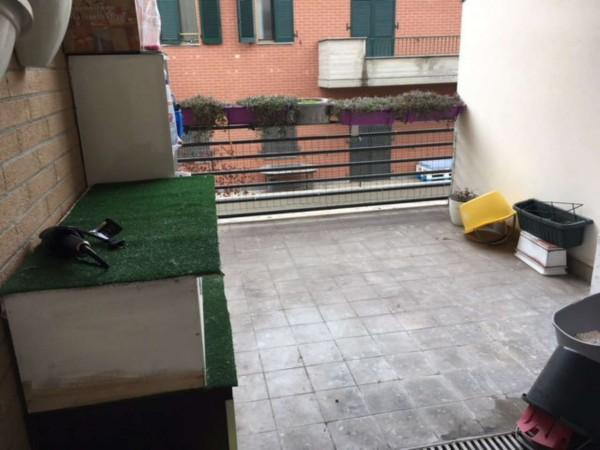 Appartamento in affitto a Alessandria, Orti, Arredato, con giardino, 50 mq - Foto 3