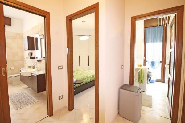 Appartamento in vendita a Cassano d'Adda, Mercato, Con giardino, 118 mq - Foto 8