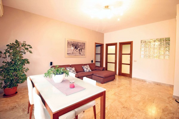Appartamento in vendita a Cassano d'Adda, Mercato, Con giardino, 118 mq - Foto 13