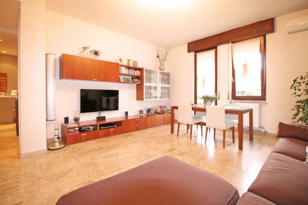 Appartamento in vendita a Cassano d'Adda, Mercato, Con giardino, 118 mq - Foto 16