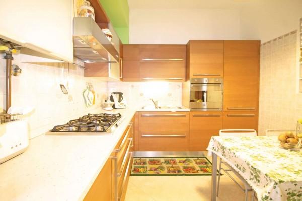 Appartamento in vendita a Cassano d'Adda, Mercato, Con giardino, 118 mq - Foto 11