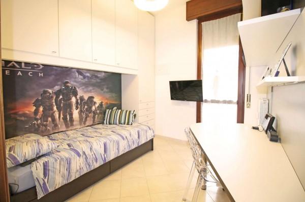 Appartamento in vendita a Cassano d'Adda, Mercato, Con giardino, 118 mq - Foto 5