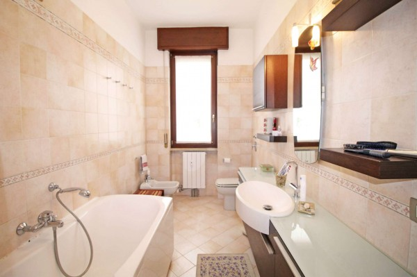 Appartamento in vendita a Cassano d'Adda, Mercato, Con giardino, 118 mq - Foto 7