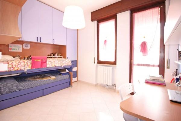 Appartamento in vendita a Cassano d'Adda, Mercato, Con giardino, 118 mq - Foto 4
