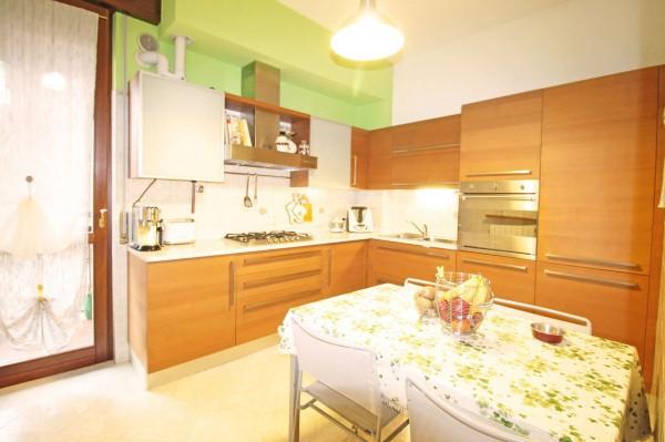 Appartamento in vendita a Cassano d'Adda, Mercato, Con giardino, 118 mq - Foto 14